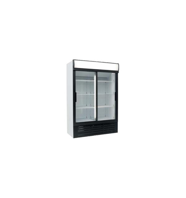 Sliding Door Beverage Cooler - MPM1360SD
