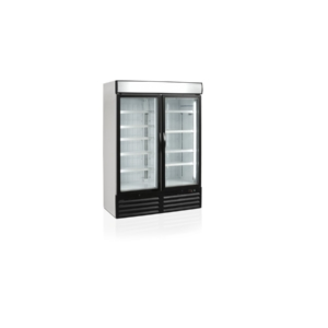 Upright Double Glass Door - Imported - NF5000G